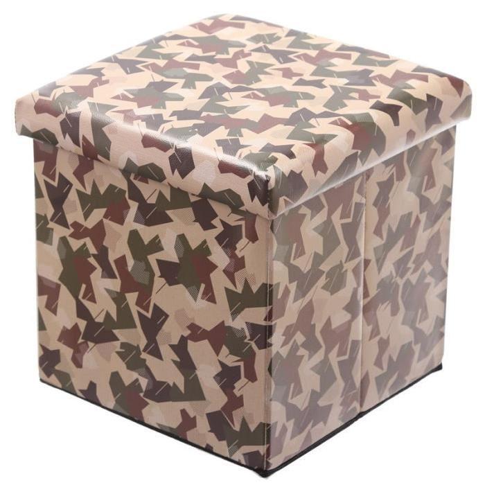 Coffre de Rangement pliable - Camouflage