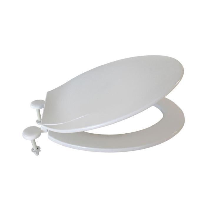 FRANDIS Abattant WC blanc