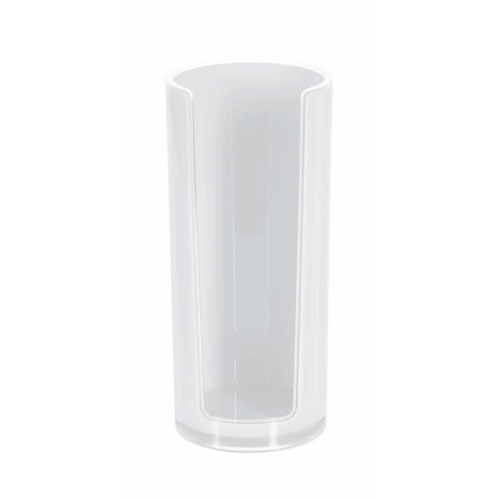 SYDNEY Pot a coton 16,5x7x7cm Blanc