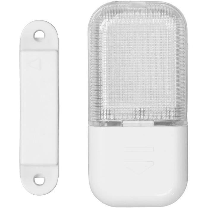 SMARTWARES Éclairage pour placard + détecteur d'ouverture de porte Smartligh