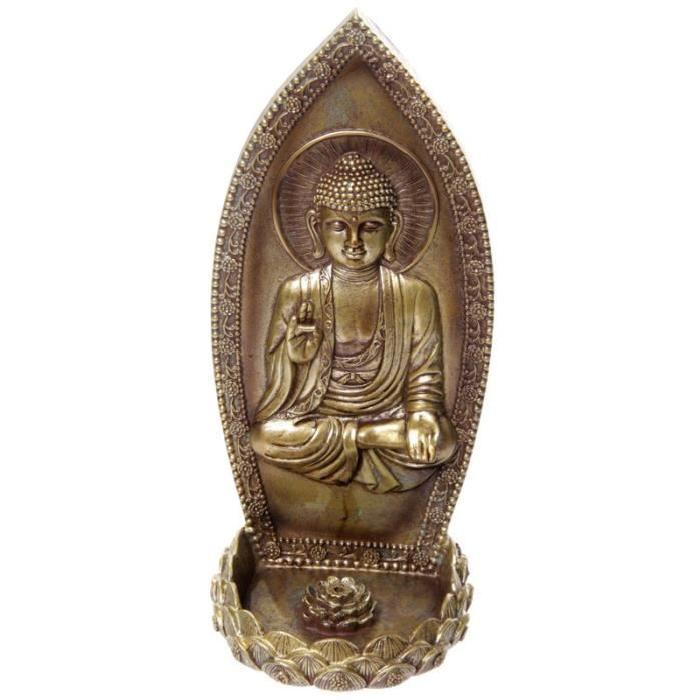 Brűleur d'encens mural - Bouddha thailandais