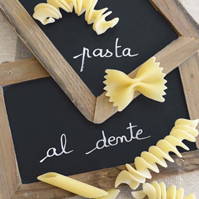 Affiche papier -  Pasta Al Dente II  - Chatelain  -  30x30 cm