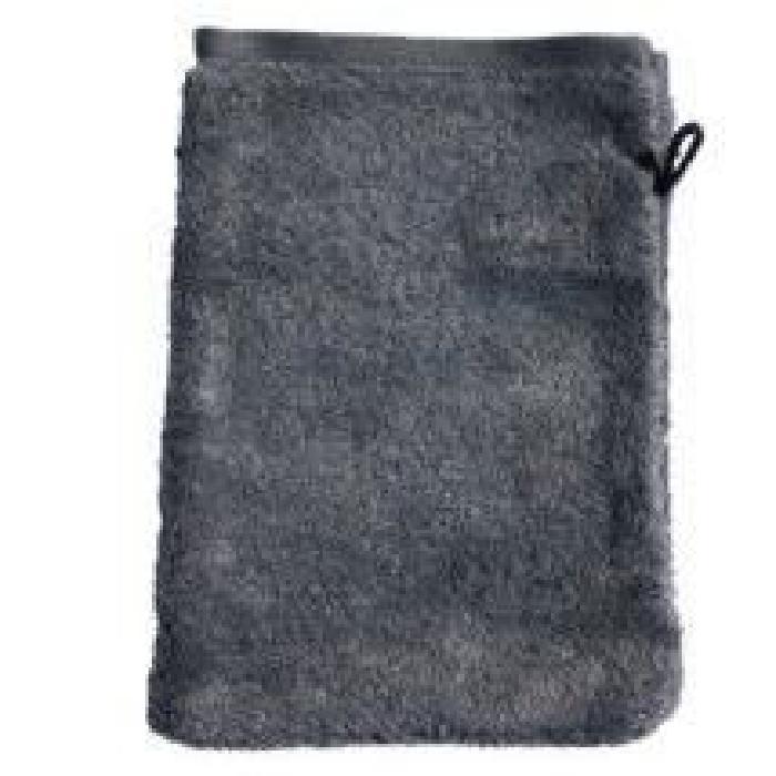 SANTENS Gant de Toilette  BAMBOO Neutral Gris 16 x 22 cm