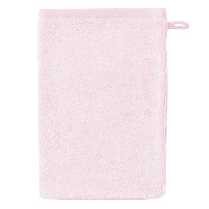 SANTENS Gant de Toilette  BAMBOO Extrait de Rose 16 x 22 cm