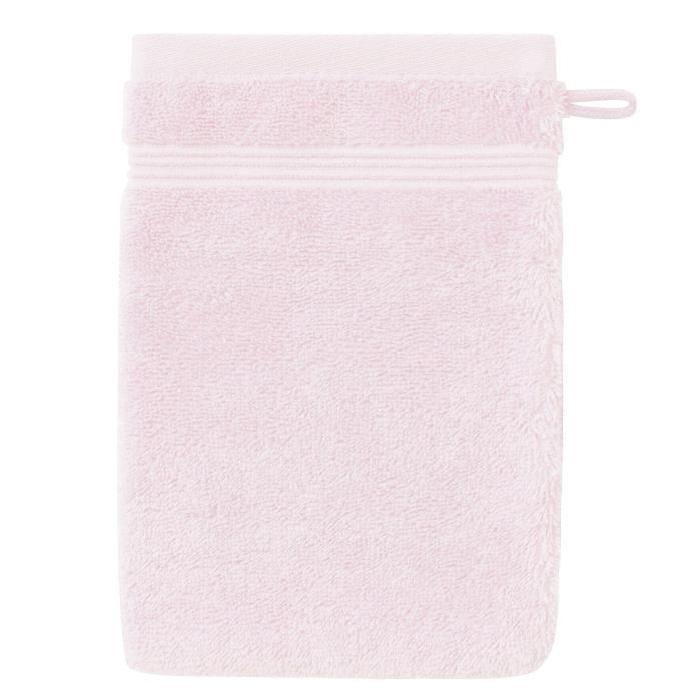 SANTENS Gant de Toilette  GRACE Extrait de Rose 16 x 22 cm