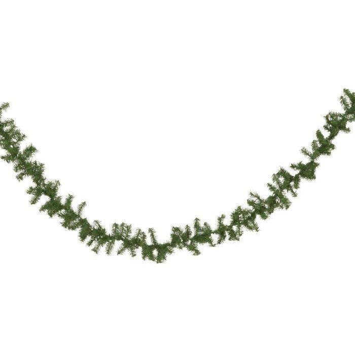 Guirlande intérieure Verdure déco lumineuse 270cm