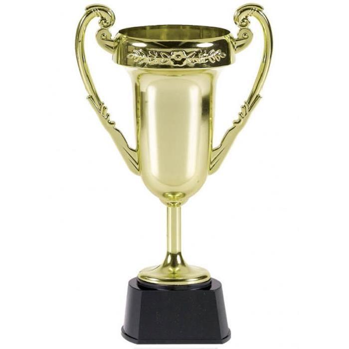 AMSCAN Trophée Seche-pleurs 14 cm