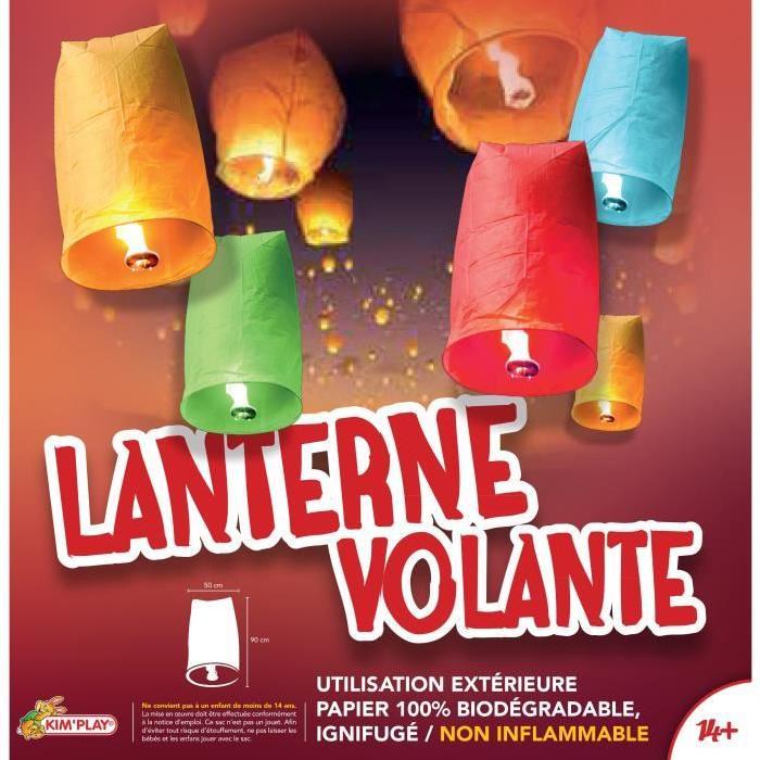 KIMPLAY Lanterne Volante