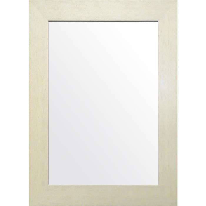 NATURA Miroir 69x89 cm naturel
