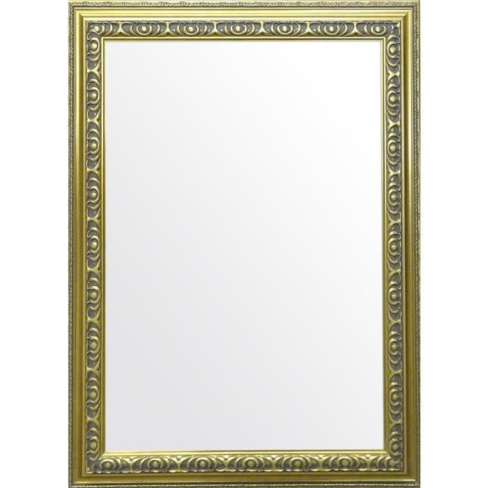 GOLD Miroir 63x83 cm doré