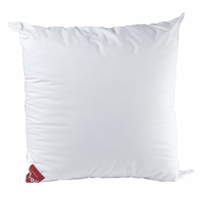 ABEIL Oreiller Bio Confort Sensation 100% coton 45x70 cm blanc