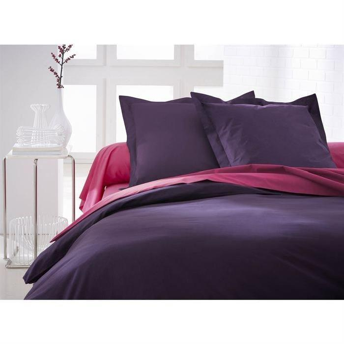 TODAY Pack Linge de Lit Deep purple