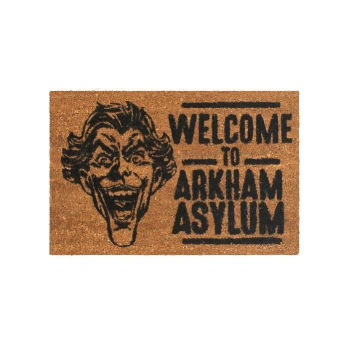 """Paillaisson Batman """"Welcome To Arkham Asylum"""""""