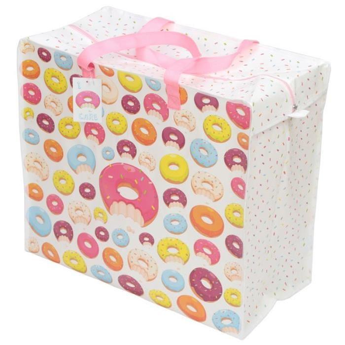 Panier a linge - Donut - 51x5835cm