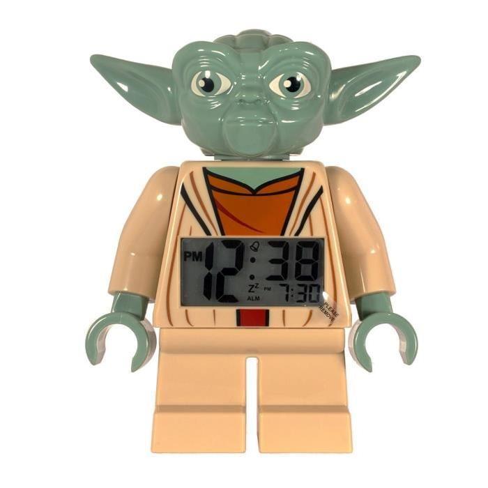 LEGO Réveil Yoda - Star Wars