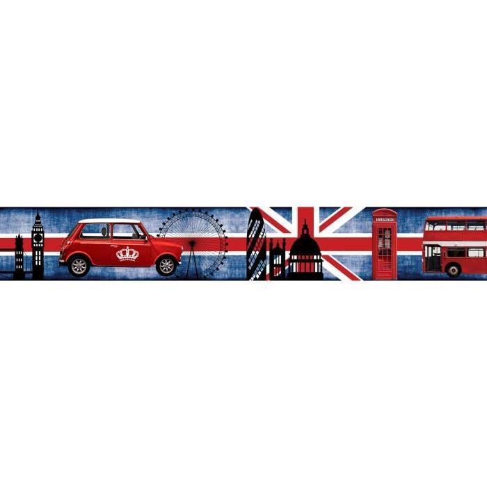 UK MINI Frise Adhésive 500x15 cm