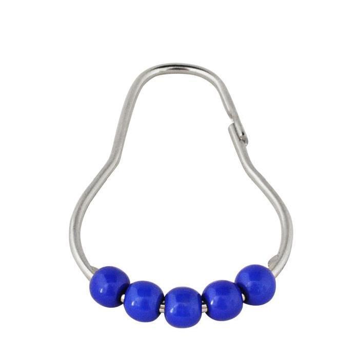 RIDDER Anneaux en métal (12 pcs.) - Bleu