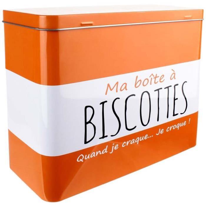 Ma boîte a Biscottes