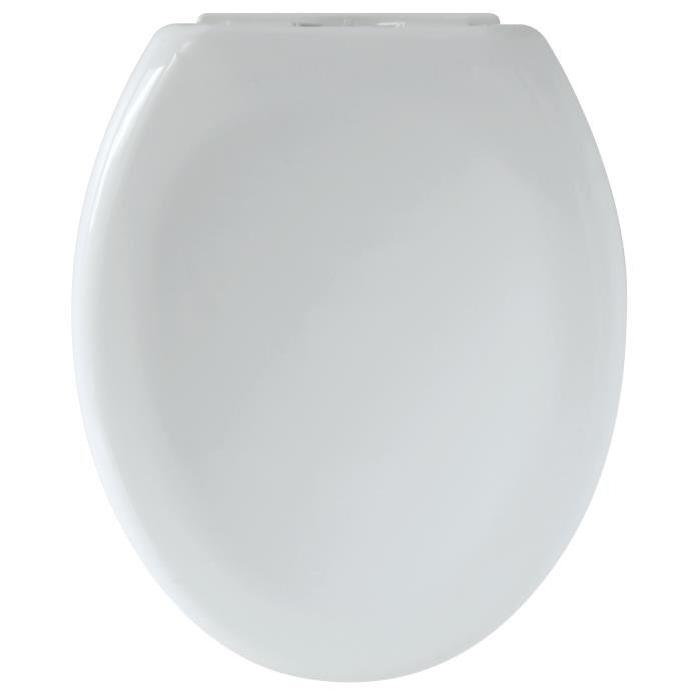 GELCO Abattant WC Zoom blanc