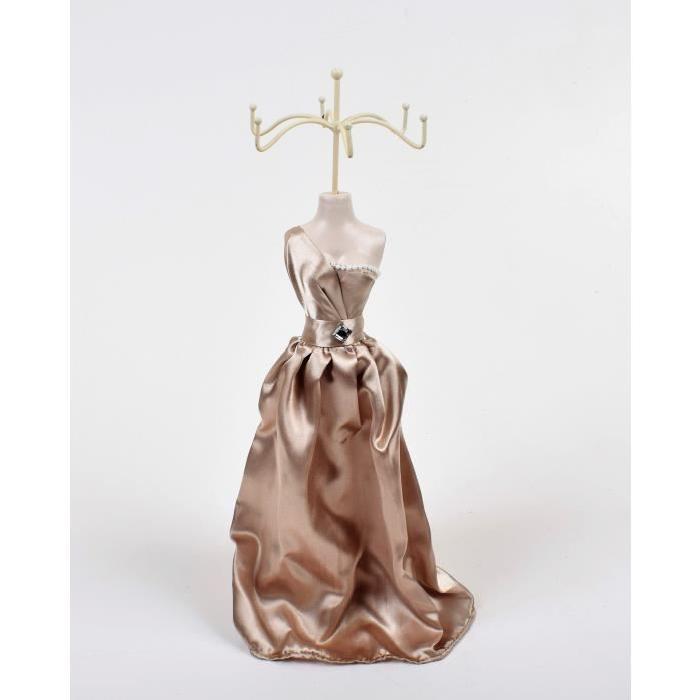 Porte bijoux Mannequin H.40cm Creme