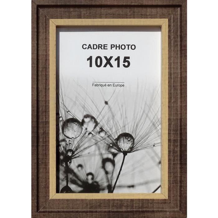 Cadre photo  -  Barcelone  -  10x15 - Haye moulure - 20mm
