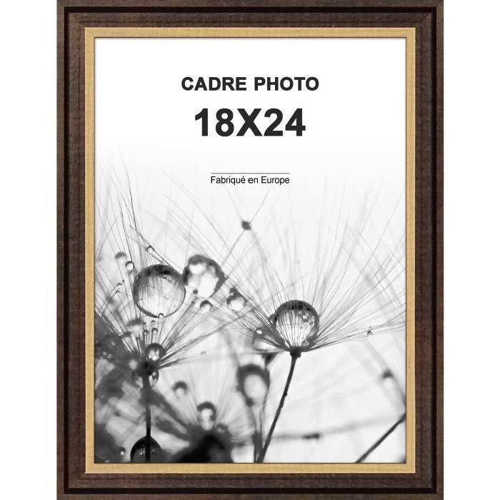 Cadre photo  -  Barcelone  -  18x24 - Haye moulure - 20mm