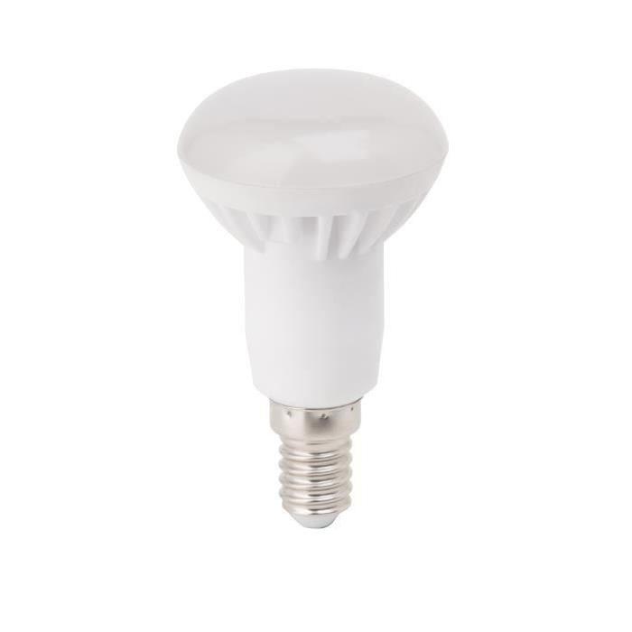 BRILLIANT Lot de 2 ampoules LED E14 R50 5 W équivalent a 25 W 400 lm avec variateur d'intensité Easydim