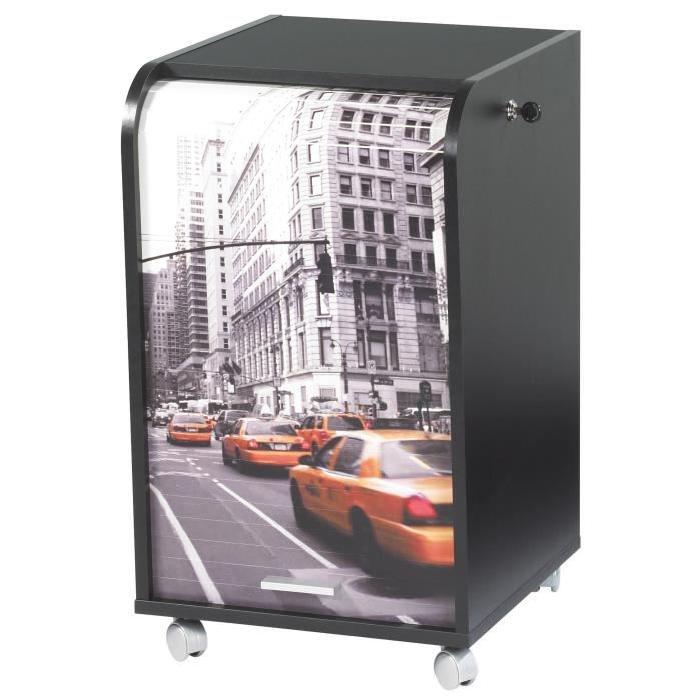 Caisson a roulettes 41,4 cm - New York